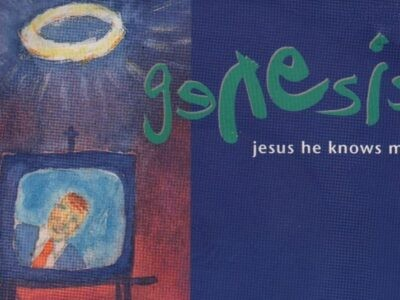 «Jesus He Knows Me» de Genesis