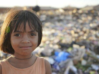 Les sourires des enfantes de Madagascar