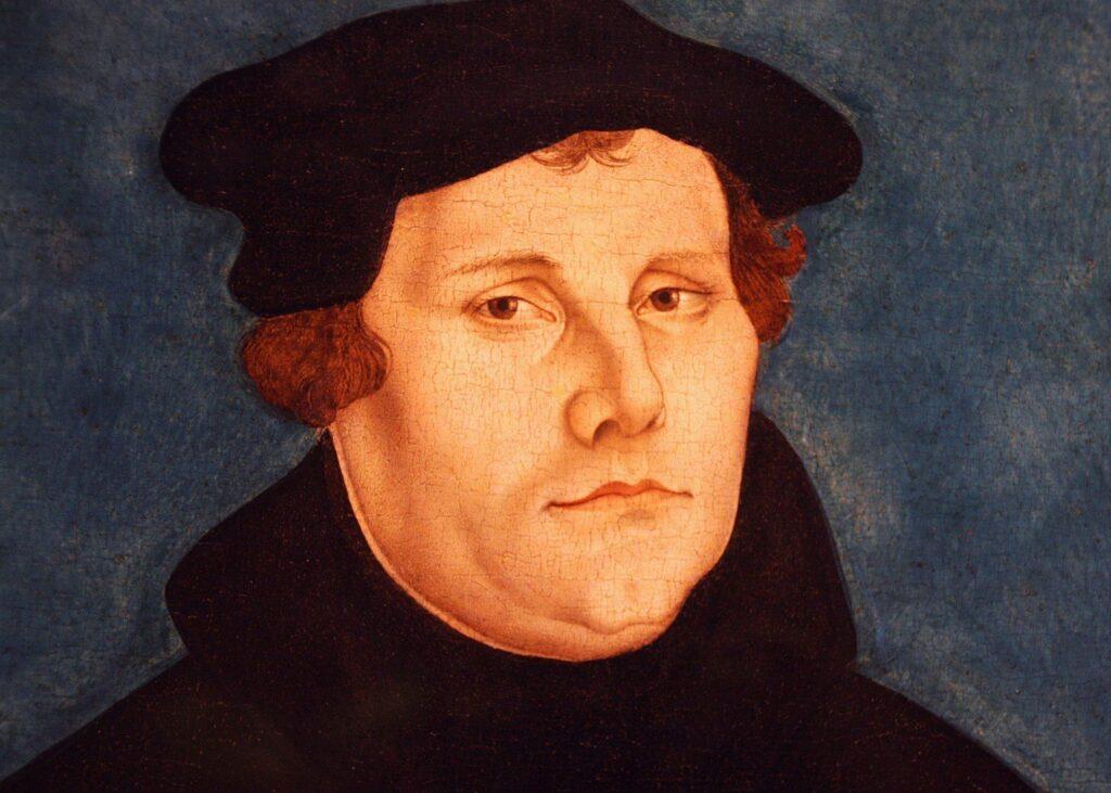 Martin Luther, sa vie en sept questions