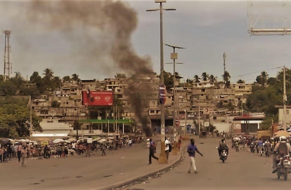 Après l'assassinat du président, la crise humanitaire ?