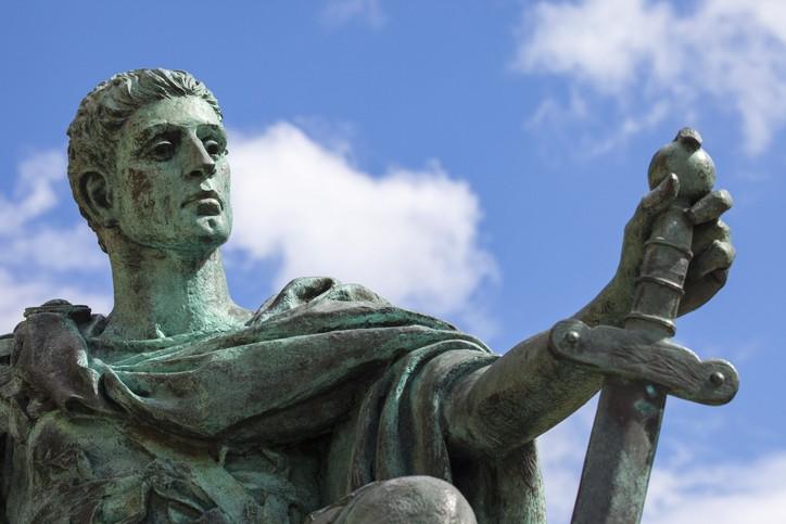 Constantin était-il vraiment chrétien ?