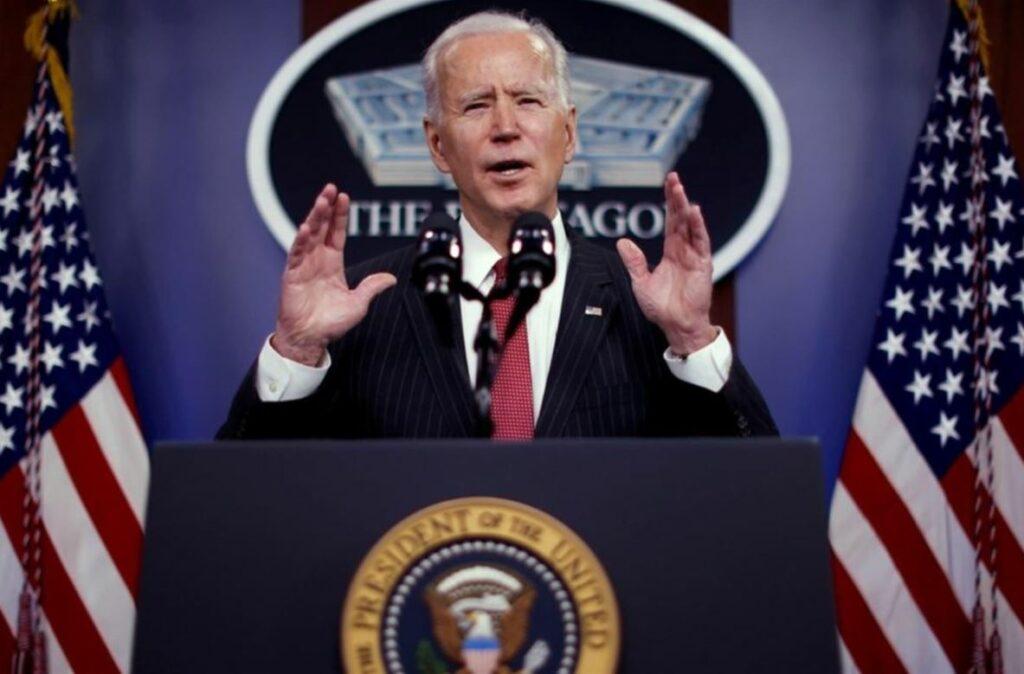 Joe Biden s'est directement adressé aux assaillants