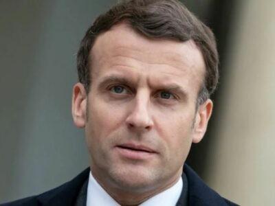 Emmanuel Macron à la rencontre du peuple irakien