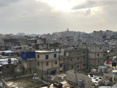 A Beyrouth, des réfugiés dont nul ne veut