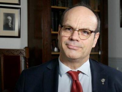 Christian Krieger élu président de la Fédération protestante de France